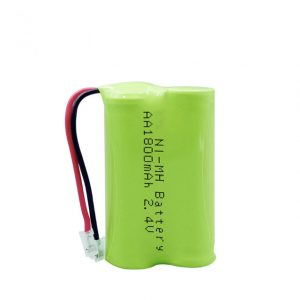 NiMH oplaadbare batterij AA1800mAh 2.4V