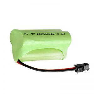 NiMH oplaadbare batterij AA2400 3.6V