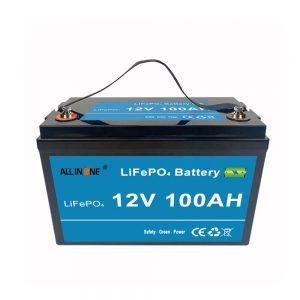 12V Lange Levensduur LiFePO4 4S33P Oplaadbare Li-Ion Opslag 12V 200Ah Lithium Ion Batterij 32700 LiFePO4 Batterij
