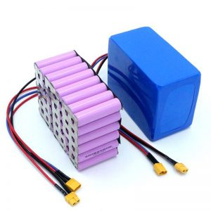 Fabrieksprijs 18650 batterijcel hoog vermogen 12V oplaadbare Li-ion lithiumbatterij te koop