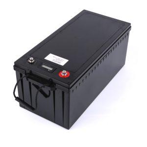 Aangepast batterijpak 24V 100AH 12v 200ah lifepo4 batterijpak voor boot zonne-energie opslag RV