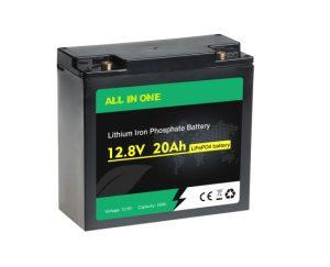 Oplaadbare Deep Cycle Lifepo4 12V 20AH lithium-ionbatterij OEM