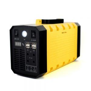 12v 30ah omvormerbatterij 500w draagbare krachtcentrale