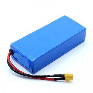 Oplaadbare 12v 12Ah Li-ionbatterij van hoge kwaliteit 3S6P Lithium-ionbatterijen