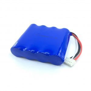Oplaadbare 14,8 V 2200 mAh 18650 Li-ion lithiumbatterij voor slimme stofzuiger