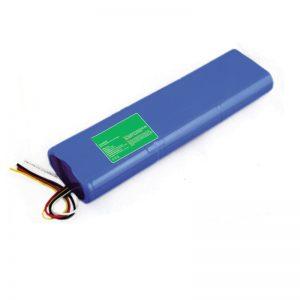 11.1V 9000mAh 18650 lithiumbatterijpak voor intelligente versterkingscomputer
