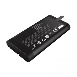14.4V 6600mAh 18650 lithium-ionbatterij Panasonic-batterij voor netwerktester met SMBUS-communicatiepoort