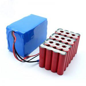 Aangepaste hoge kwaliteit goede prijs Top Sale 18650 24V 8.8Ah batterij
