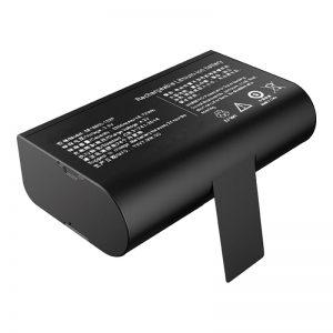 3.6V 5200mAh 18650 lithium-ionbatterij LG-batterij voor houvast POS-machine