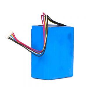 Speciaal gebruikt voor medische apparaten en instrumenten 18650 3500 mah-cellen 7.2v10.5ah-batterijpakket