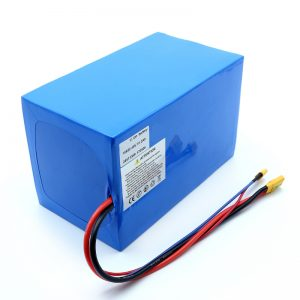 Lithiumbatterij 18650 48V 51.2AH 24v 30V 60V 15ah 20Ah 50Ah Li-ionbatterijen 18650 48V lithium-ionbatterij voor Elektrische Scooter