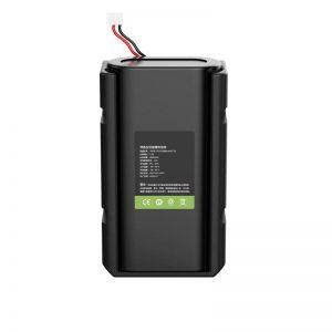 18650 7.2V 2600mAh Lithiumbatterijpak voor lage temperatuur voor SEL Selector