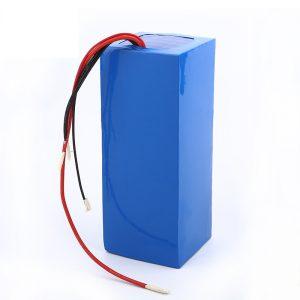 Lithiumbatterij 18650 72V 100AH 72V 100ah elektrische scootmobielset auto lithiumbatterij