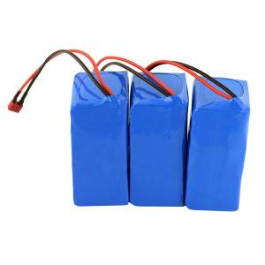 18V 4.4Ah oplaadbaar aangepast 5S2P lithium-ionbatterijpak voor elektrisch gereedschap
