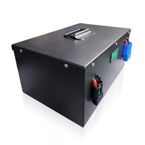 Aangepaste lifepo4 24V 100Ah lithiumbatterij