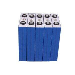 3 jaar garantie Prismatische lithiumbatterij 3.2v 100Ah Lifepo4-batterij voor zonne-opslag
