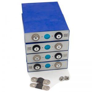 Primastische lithium 3.2V 100Ah 120Ah Lifepo4 batterijcel