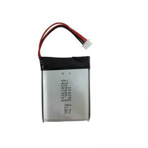 3,7 V 2300 mAh Testinstrumenten en apparatuur lithium-polymeerbatterijen AIN104050