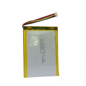 516285 3,7 V 4200 mAh Smart home-instrument lithium-polymeerbatterij