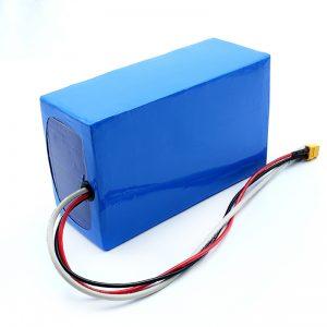 Lithium oplaadbare 36V 10Ah Li-op 18650 elektrische skateboardbatterij