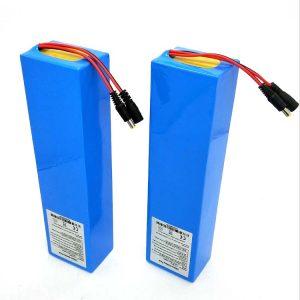 China Fabriek Elektrische Scooter Lithium Batterij 36V 60V 10AH 40AH