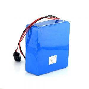 48V 15Ah 20Ah oplaadbare lithium-ionbatterij 48 volt elektrische scooter fietsaccu