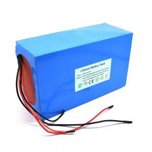 48v / 20ah lithiumbatterijpak voor elektrische scooter