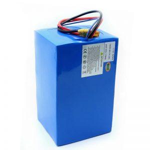 Fabriekslevering hoogwaardige lifepo4-batterij 48v 40ah voor elektrische fiets;