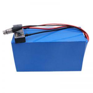 Aangepaste lithiumbatterijpak 60V 20Ah elektrische motorfietsbatterij