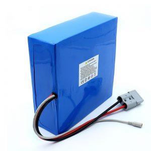 60 Volt 30Ah 50Ah Li-ionbatterij Lithiumbatterij voor elektrische scooter