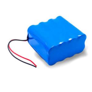 Li-ion batterij 2S4P 7.4V 12.0Ah lithium-ionbatterijen akku voor visvijver zonne-waterpomp
