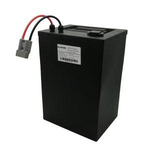 ALLES IN ÉÉN 72V40Ah prismatische lifepo4-batterij voor elektrische fietsen