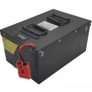 ALLES IN ÉÉN 72V60Ah LiFePO4-batterij met hoge capaciteit en intelligent BMS voor elektrische voertuigen