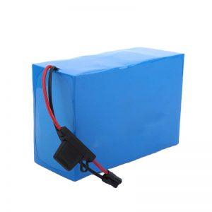 Aangepast 72 volt batterij lithium-ion 72V batterijpakket