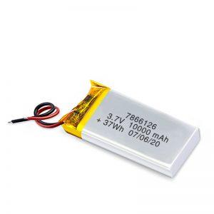 LiPO oplaadbare batterij 7866120 3,7 V 10000 mAh / 3,7 V 20000 mAH / 7,4 V 10000 mAh