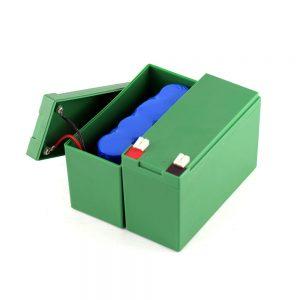 ALL IN ONE oplaadbare batterij Lifepo4 32650 12V 7Ah batterijpakket