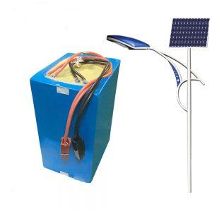 LiFePO4 oplaadbare batterij 180AH 24V