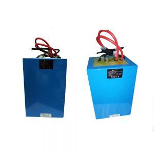 LiFePO4 oplaadbare batterij 150AH 24V voor zonne- / windsysteem