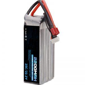 hete verkoop oplaadbare lithium-polymeerbatterij 22000 mah 6s lipo