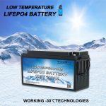 Introductie van ALL IN ONE lage temperatuur lithium-ijzerfosfaatbatterijen