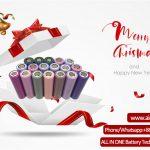 Vrolijke Christams Groeten van ALL IN ONE Battery Technology Co Ltd