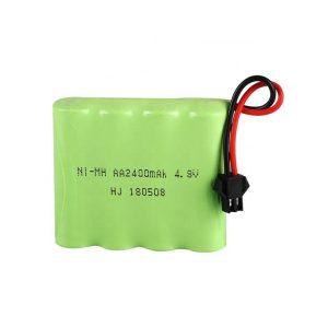 NiMH oplaadbare batterij AA2400mAH 4.8V