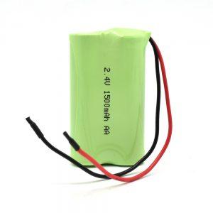 NiMH oplaadbare batterij AA1500mAh 2.4V