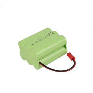NiMH oplaadbare batterij AA 1800mAH 7.2V
