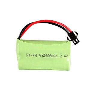 NiMH oplaadbare batterij AA2400mAH 2.4V