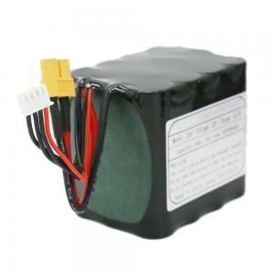 Oplaadbare 18650 batterijcellen 3S4P Li-ionbatterijpak 11.1V 10Ah voor LED-lamp op zonne-energie