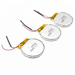 LiPO aangepaste batterij 403533 3.7V 400mAH