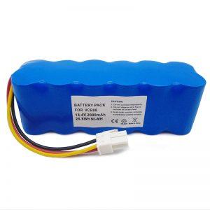 Hoge kwaliteit 14.4 v vervangende stofzuiger batterij voor navibot SR8750 DJ96-00113C VCA-RBT20