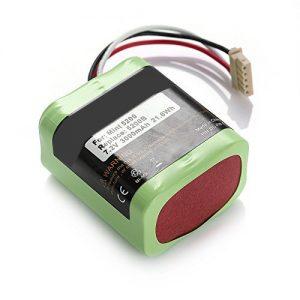 Beston Scooba Mint5200B 7.2V 3Ah vervangende oplaadbare Ni-MH-batterij voor iRobot-stofzuiger